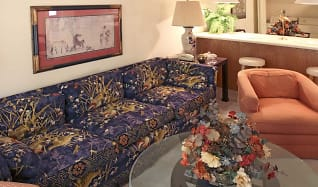 Living Room, Heritage at Riverwood