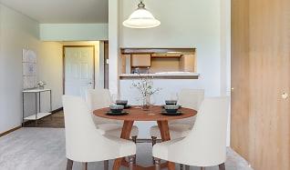 Dining Room, Parkview Senior Homes