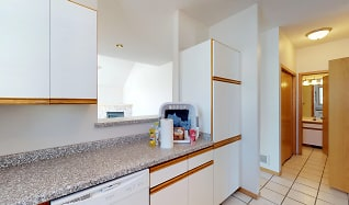 Kitchen, Crystal Bay Townhomes