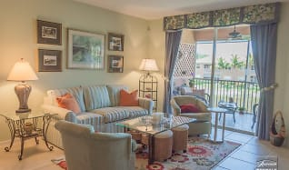 Living Room, 9601 Spanish Moss Way