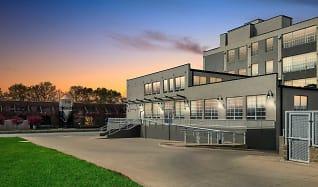 Building, River Walk Lofts