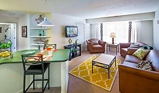 furnished apartment rentals in east lansing mi