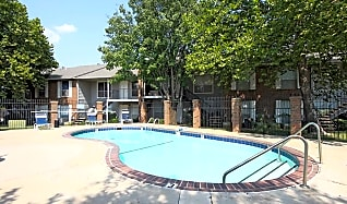 furnished apartment rentals in midwest city ok