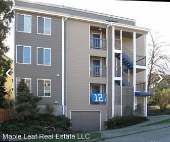 3660 Whitman Ave N, Hamilton International Middle School, Seattle, WA