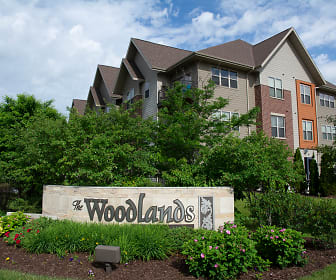 Community Signage, The Woodlands at North Hills