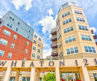 Building, Wheaton 121