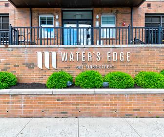 Water's Edge, Harrison, NJ