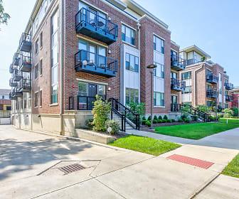 Building, Clinton West Luxury Apartments