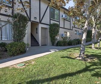 La Jolla Terrace, International Center for American English, CA