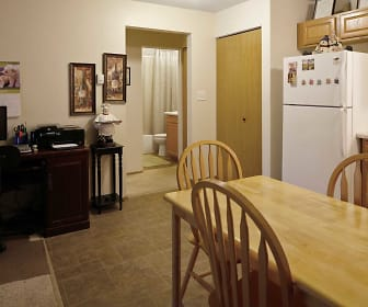 Dining Room, North Side Apartment