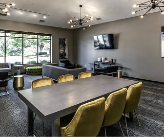 Dining Room, Southwest Gables
