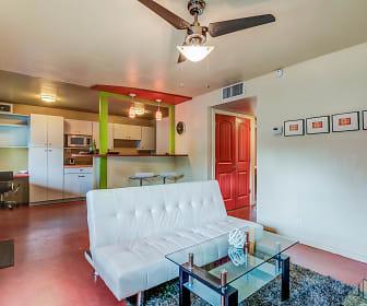 Living Room, The Q @ Vassar North