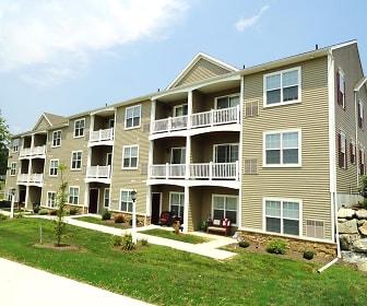 Building, Willow Creek Estates