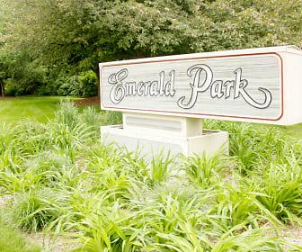 Emerald Park, Milwood Magnet School, Kalamazoo, MI