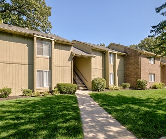 Building, The Woods of Eagle Creek Apartments