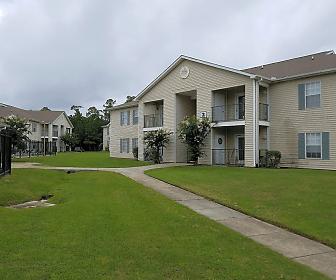 Building, Bay Park Apartments