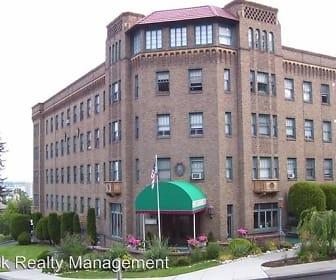 Building, 328 W. 8th Avenue