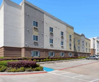 Building, Extended Stay America - San Antonio - North