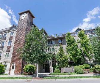 Building, Covington Place Retirement Apartments