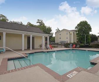 Pool, University Courtyard