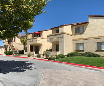 Building, Desert Heights Apartments