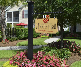 Haddon Hall, Joint Base Charleston-Ws, SC