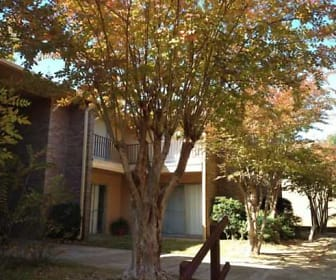 Greenbriar Apartments, Peeples Middle School, Jackson, MS