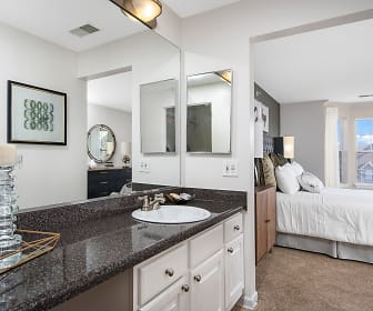 Master Suite Bathrooms, The Retreat at Seven Bridges