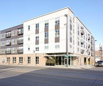 Building, 100 West Main Senior Housing 55+