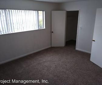 Bedroom, Orange Grove Apartments