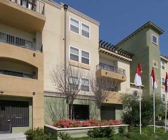 Building, The Villagio Apartments