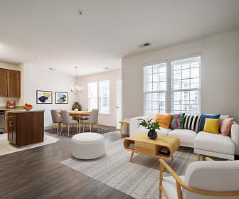 Living Room, Commons on Potomac Square