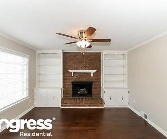 Living Room, 7298 Cedar Lane Dr