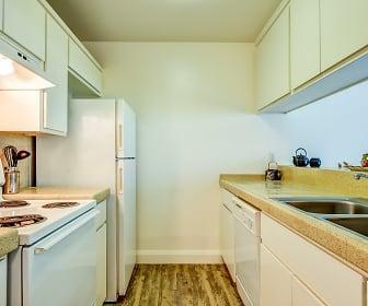 Kitchen, Almaden Terrace