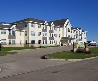 Park Manor & Village Apartments, Lake Region State College, ND