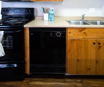 Kitchen, Mountain View at Riverdale
