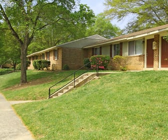 South Ridge Apartments, South Raleigh, Raleigh, NC