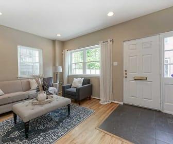 Living Room, 518 Randolph Court