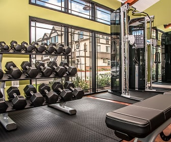Fitness Weight Room, Diamond Creek