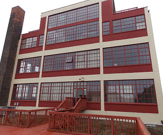 Walker Weeks Apartments, Mary M Bethune K 8 School, Cleveland, OH