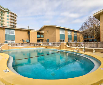Pool, Bayfront