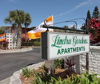 Community Signage, Lindru Gardens