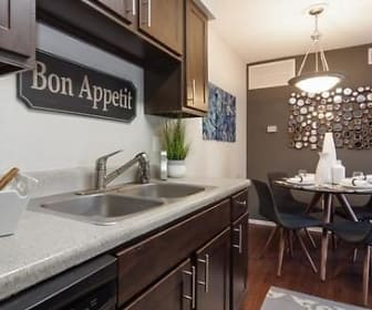 Kitchen, The Landings at Steeplechase