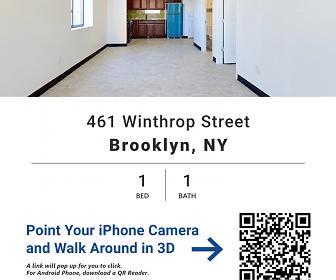 461 Winthrop Street, 11203, NY