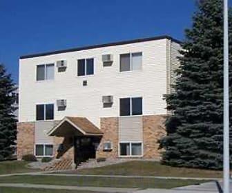 Building, Montego Apartments