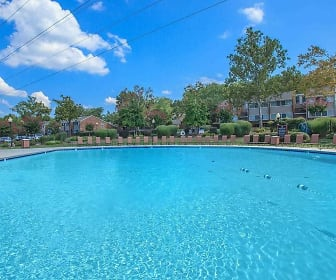 Pool, Windover Apartments