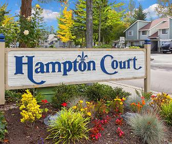Community Signage, Hampton Court