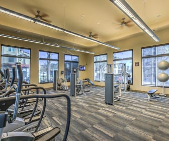 Fitness Weight Room, The Vineyards At Paseo Del Sol