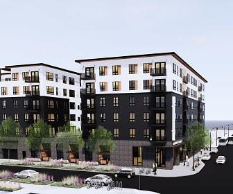 Building, Lake Street Dwelling