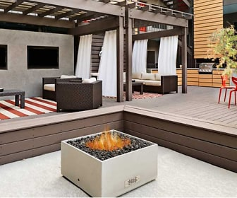 Outdoor Fire Pit, 3401 at Red River